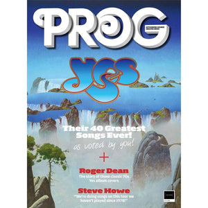 Prog Magazine Issue 107 (March 2020) Yes