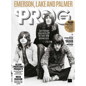 Prog Magazine Issue 108 (April 2020) ELP