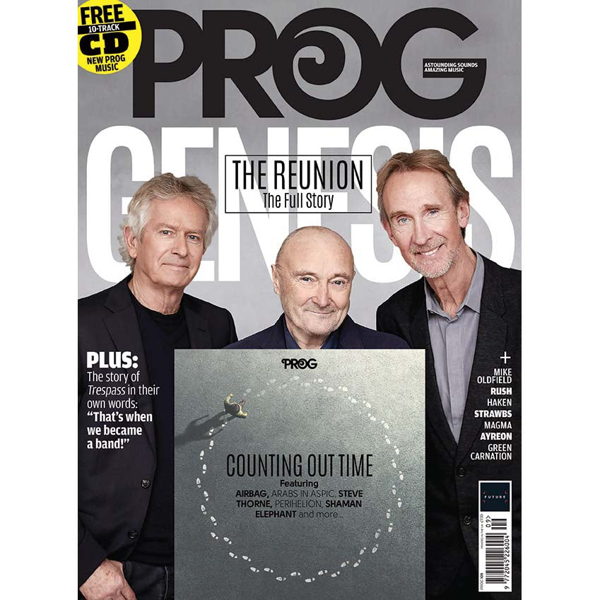 Prog Magazine Issue 109 (May 2020) Genesis