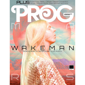 Prog Magazine Issue 110 (June 2020) Rick Wakeman
