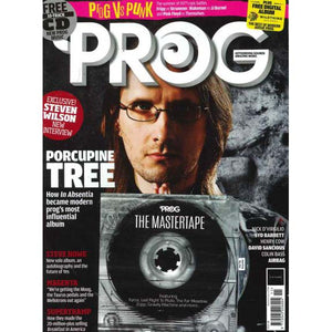 Prog Magazine Issue 111 (August, 2020) - Porcupine Tree