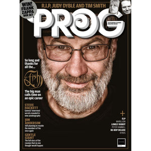 Prog Magazine Issue 112 (September 2020)