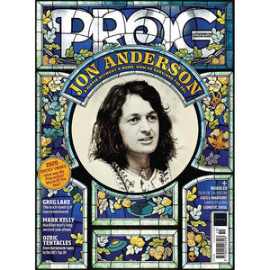 Prog Magazine Issue 115 (December 2020) Jon Anderson