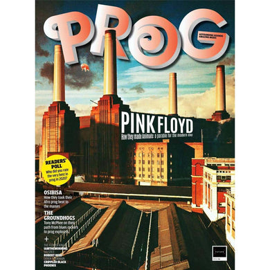 Prog Magazine Issue 116 (January 2021) Pink Floyd