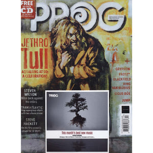 Prog Magazine Issue 117 (February 2021) Jethro Tull