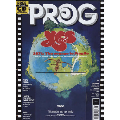 Prog Magazine Issue 118 (March 2021) Yes