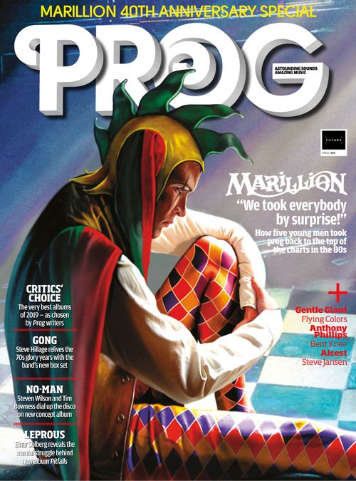 Prog Magazine Issue 104 (December 2019) Marillion