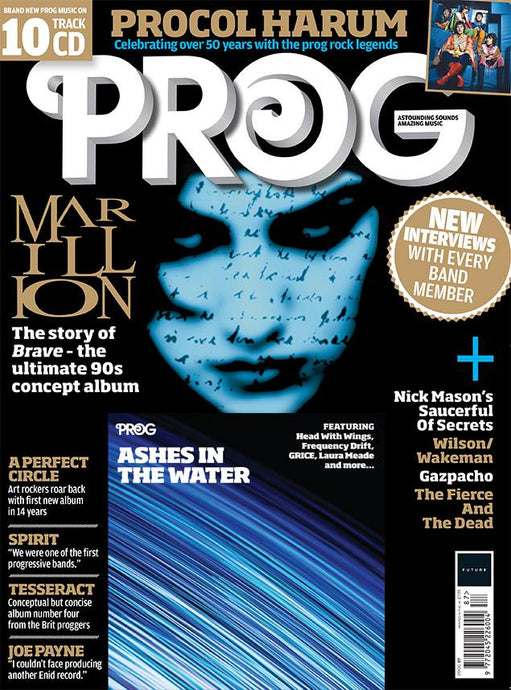 Prog Magazine Issue 087 (May 2018) - Marillion