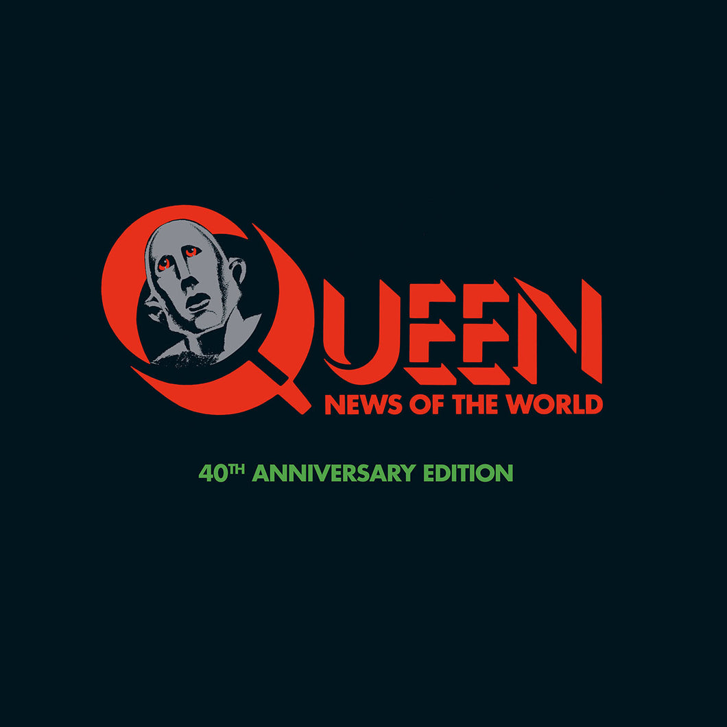 Queen - News of the World 40th Anniversary Edition Box