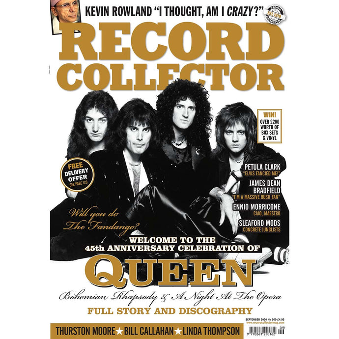 Record Collector Issue 509 (September 2020) - Queen