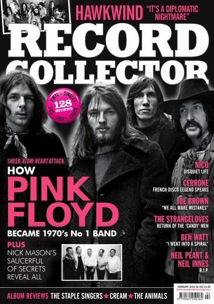 Record Collector Issue 502 (February 2020)