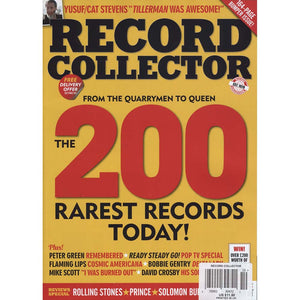 Record Collector Issue 510 (October 2020) - 200 Rarest Records Today!