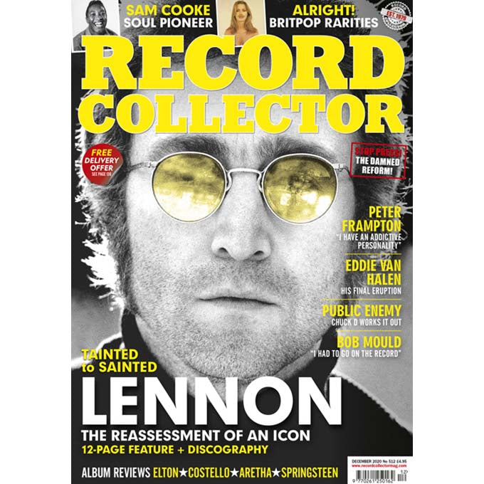 Record Collector Issue 512 (December 2020) - John Lennon