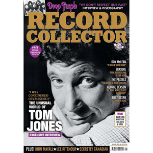 Record Collector Issue 514 (January 2021) - Tom Jones