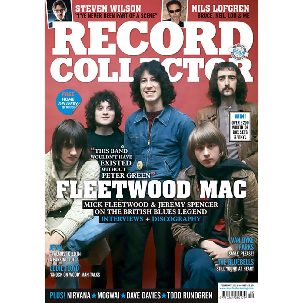 Record Collector Issue 515 (February 2021) - Fleetwood Mac