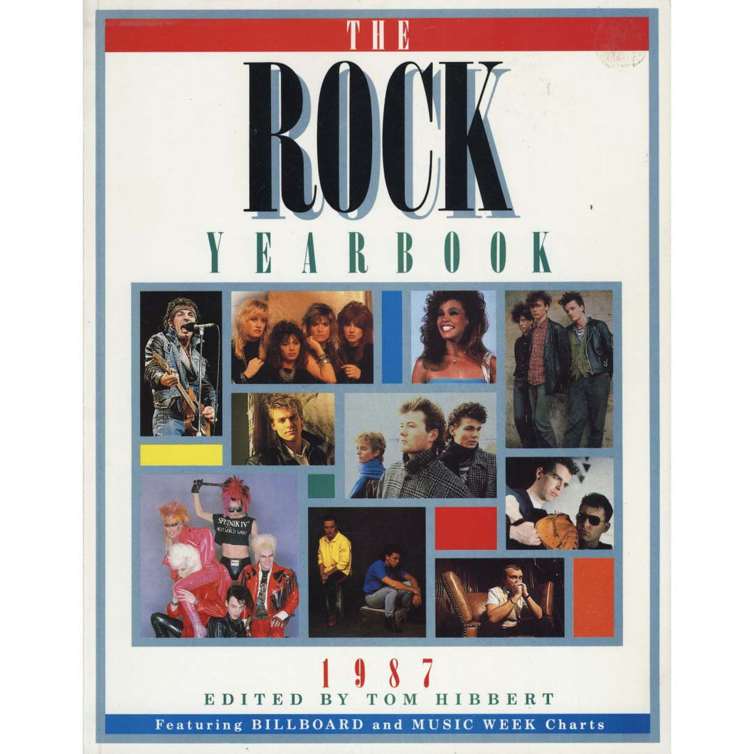 The Rock Yearbook, 1987 (Hibbert, Tom, ed.)