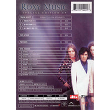 Load image into Gallery viewer, Roxy Music - Special Edition EP (DVD)