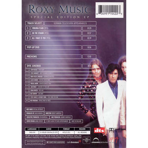 Roxy Music - Special Edition EP (DVD)