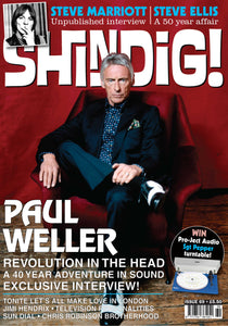 Shindig! Magazine Issue 069 (July 2017) - Paul Weller