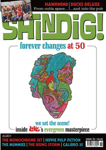 Shindig! Magazine Issue 076 (February 2018) - Love Forever Changes at 50