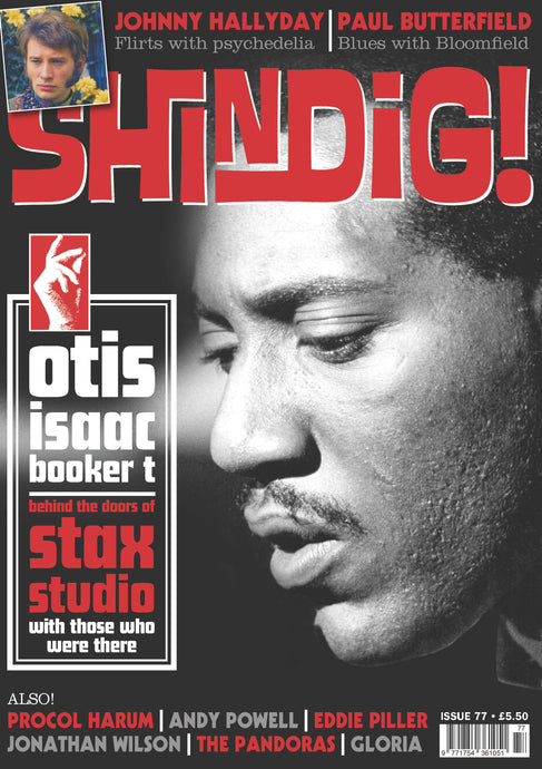 Shindig! Magazine Issue 077 (March 2018) - Stax Studios