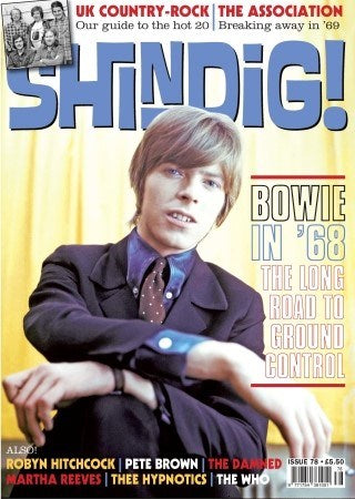 Shindig! Magazine Issue 081 (July 2018) - David Bowie