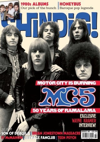 Shindig! Magazine Issue 080 (June 2018) - MC5