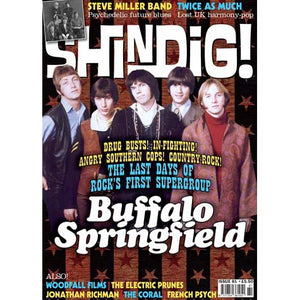 Shindig! Magazine Issue 081 (July 2018) - Buffalo Springfield
