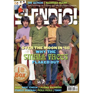 Shindig! Magazine Issue 082 (August 2018) - Small Faces