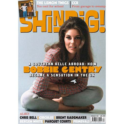 Shindig! Magazine Issue 083 (September 2018) - Bobbie Gentry