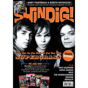 Shindig! Magazine Issue 100 (February 2020)