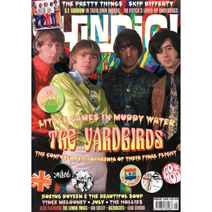 Shindig! Magazine Issue 105 (May 2020) - The Yardbirds