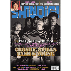 Shindig! Magazine Issue 107 (September 2020) - Crosby, Stills, Nash & Young