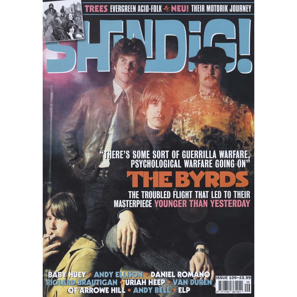 Shindig! Magazine Issue 109 (November 2020) The Byrds