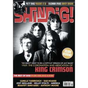 Shindig! Magazine Issue 110 (December 2020) King Crimson