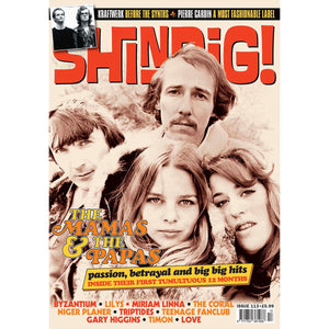 Shindig! Magazine Issue 113 (March 2021) The Mamas & The Papas