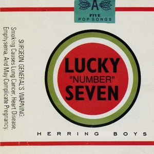 Herring Boys - Lucky Number Seven (Spur-CD-002)