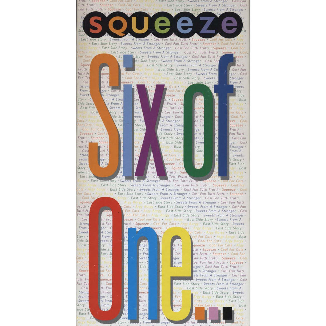 Squeeze - Six Of One...