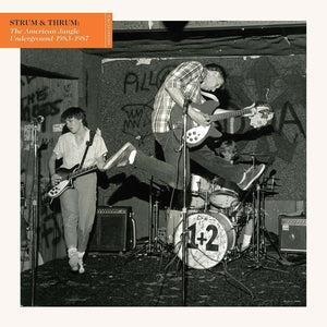 Strum & Thrum: The American Jangle Underground 1983-1987 (CD)