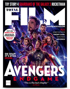 Total Film Issue 284 (April 2019) Avengers Endgame