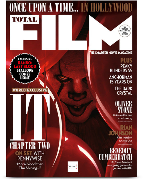 Total Film Issue 288 (August 2019) It: Chapter Two