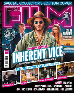 Total Film Issue 229 (March 2015) Joaquin Phoenix/Inherent Vice