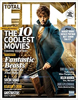Total Film Issue 244 (May 2016) Fantastic Beasts