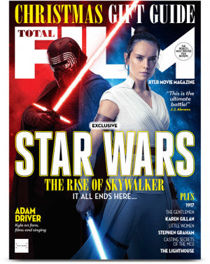Total Film Issue 292 (December 2019) Star Wars: The Rise of Skywalker
