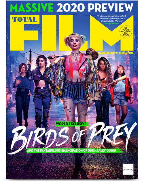Total Film Issue 293 (January 2020) Birds of Prey