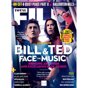 Total Film Issue 301 (August 2020) Bill & Ted Face the Music