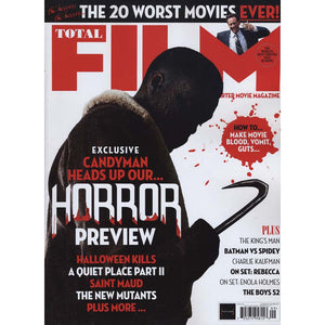 Total Film Issue 302 (September 2020) Candyman Heads Up Our... Horror Preview