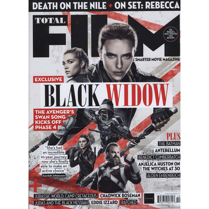 Total Film Issue 303 (October 2020) Black Widow