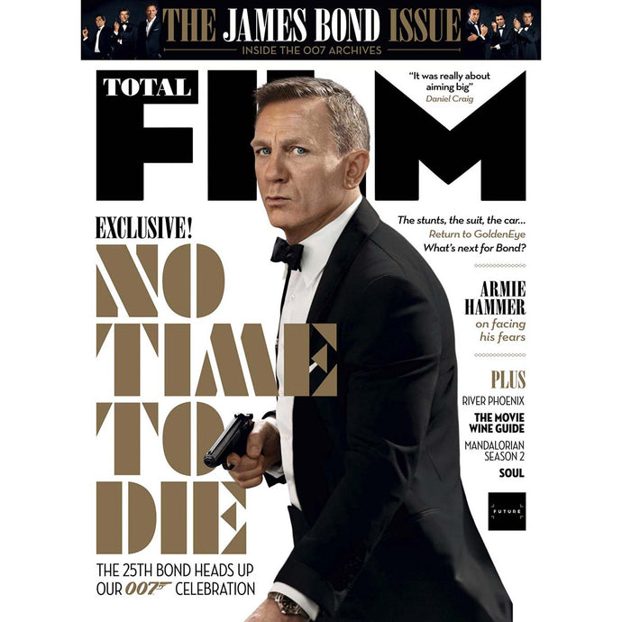 Total Film Issue 304 (November 2020) Bond: No Time To Die