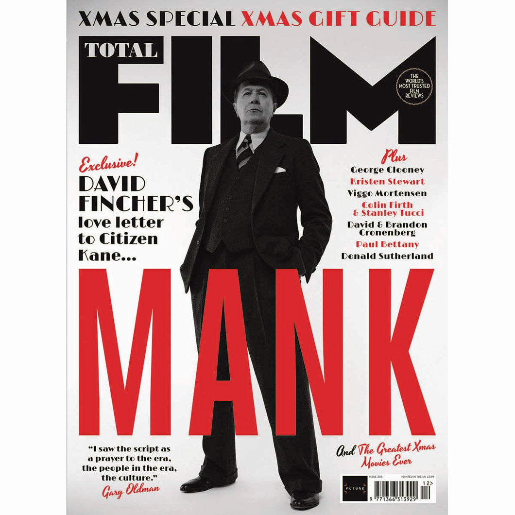 Total Film Issue 305 (December 2020) Mank